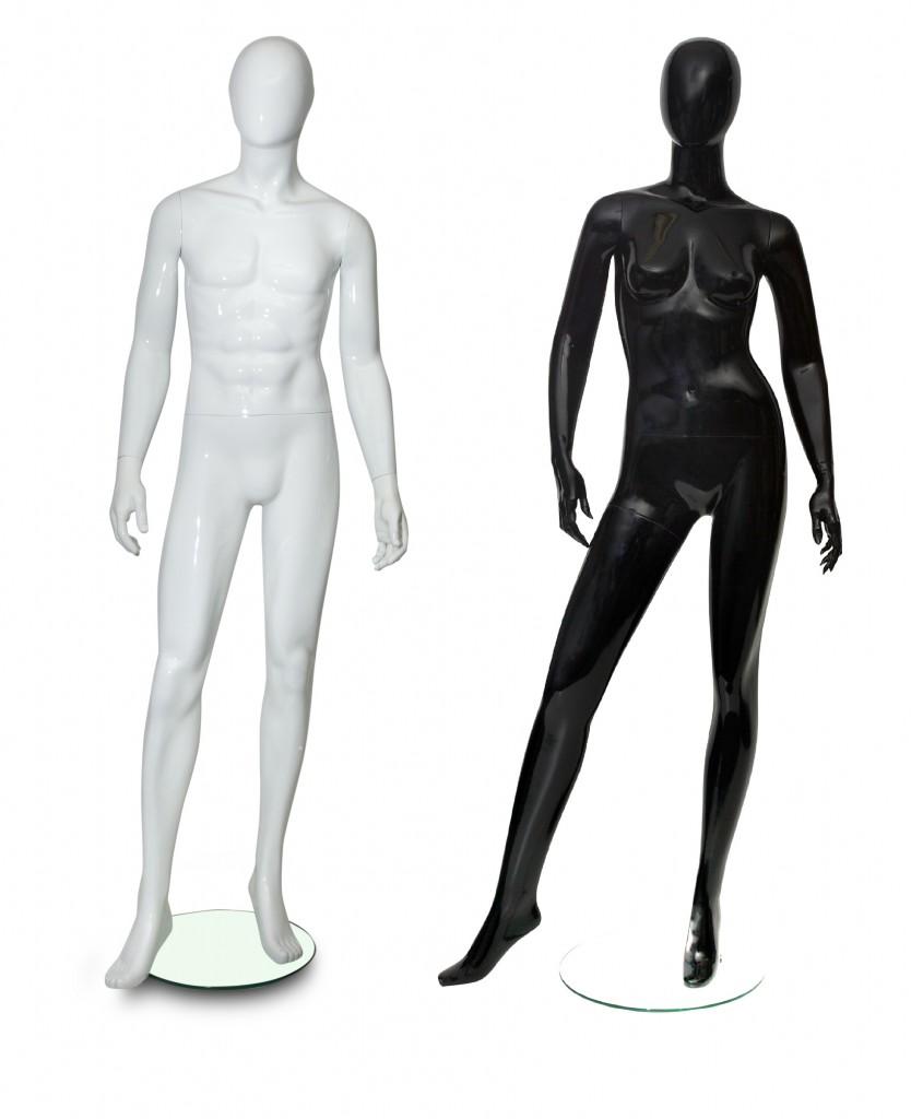 Mannequins & Displays