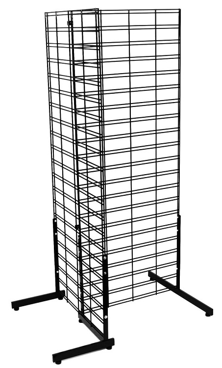 Grid Mesh Displays & Fittings