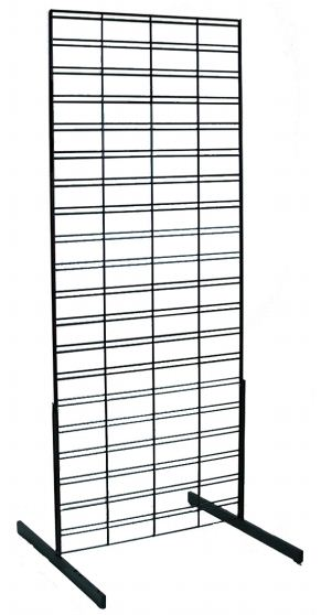 Grid Mesh Stands – Double sided