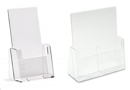 1/3 A4 & DL Brochure Holders