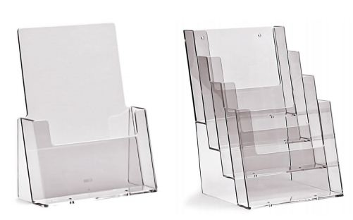 1 Piece A5 Brochure Holders