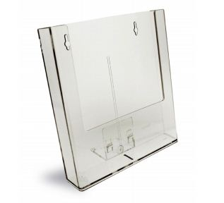 2 Piece A4 Brochure Holder