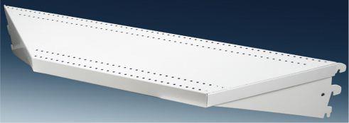 Corner Metal Shelf Options with Brackets