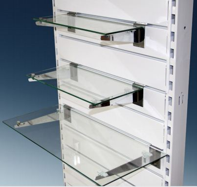 5mm Glass Toughened Glass Shelving