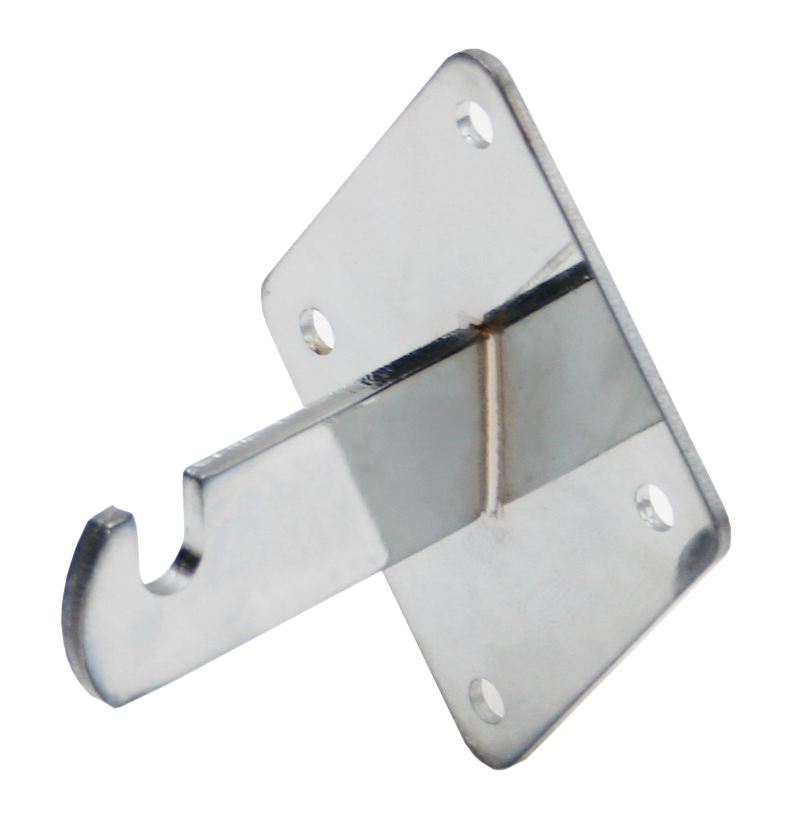 Grid Mesh Mounting Brackets
