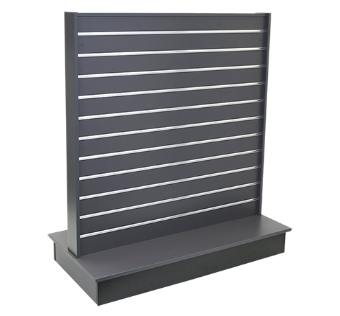 Heavy Duty Middle Slat Panel Gondola-1360mm High