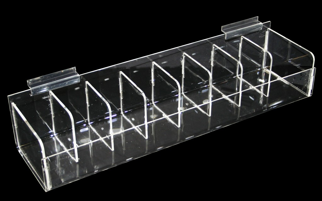 8 Compartment Bins – Flat