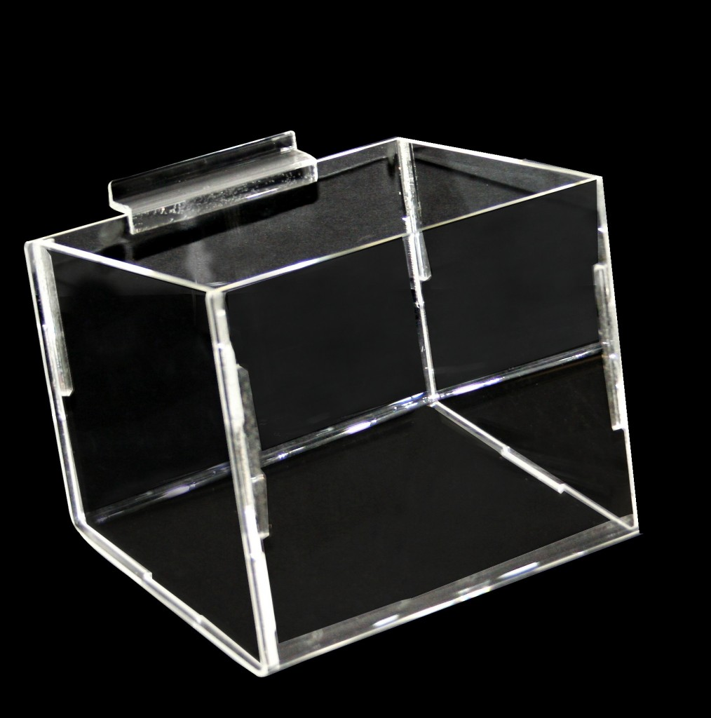 1 Compartment Bins