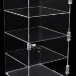 acrylic counter top cabinet