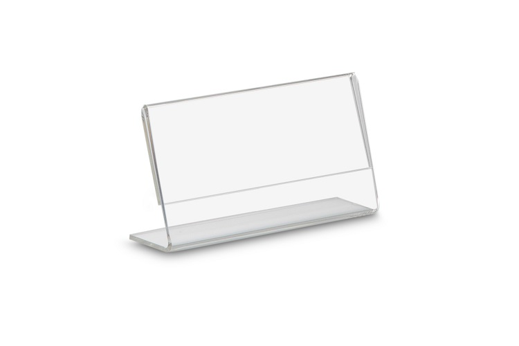 Counter Standing Business Card Holder
