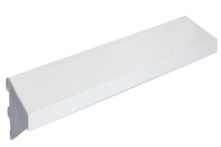 Metal Shelf With Angle Adjustable Brackets 600mm