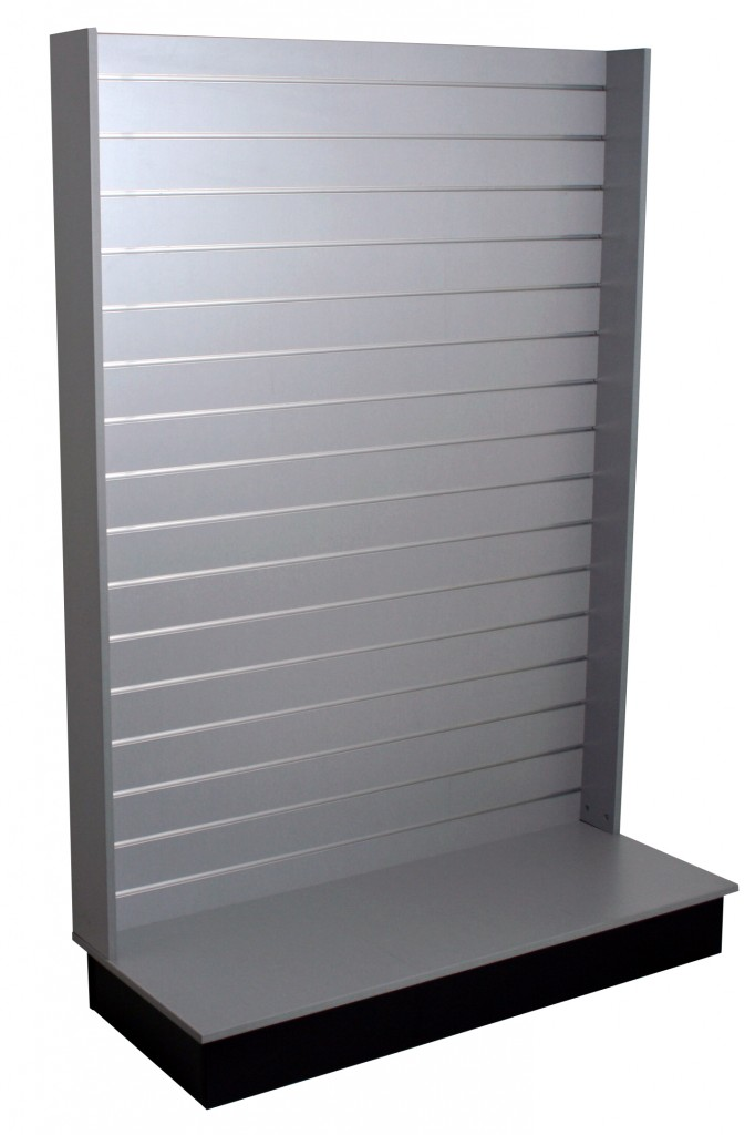 Wall Slat Panel Gondola