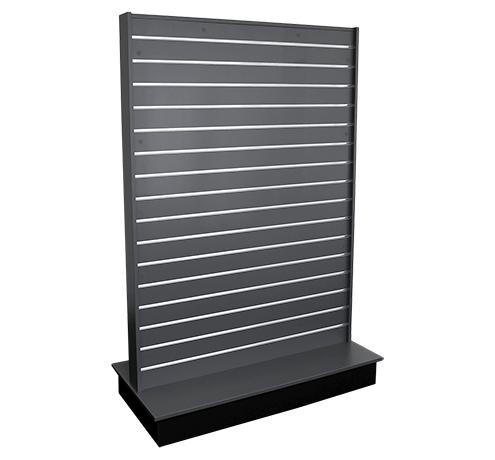 Heavy Duty Middle Slat Panel Gondola-1860mm High