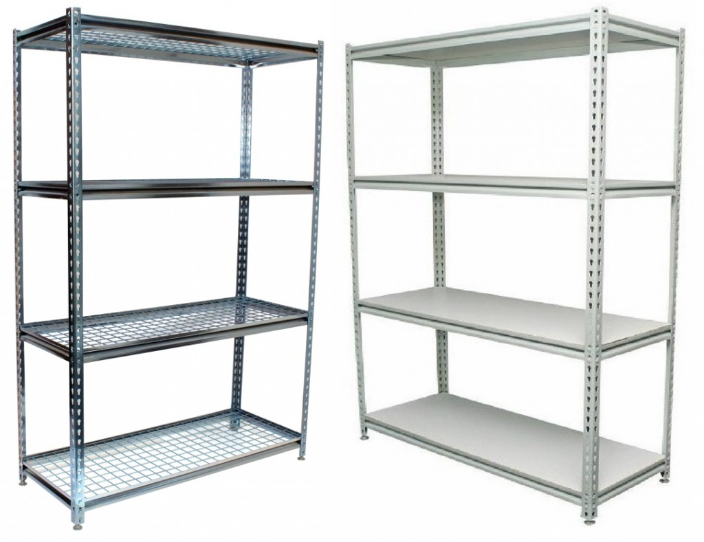 Storage And Coolroom Shelves