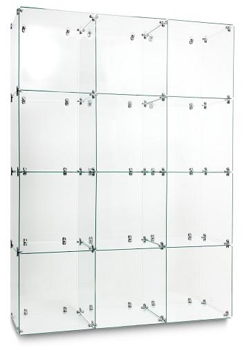 Cube Display Units
