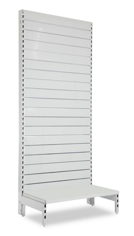Single Sided Slat Panel 600mm Modules