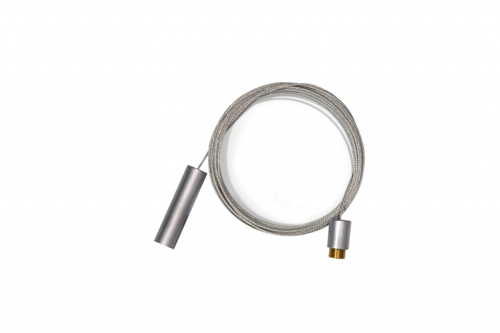 Wire Cable Slimline Display