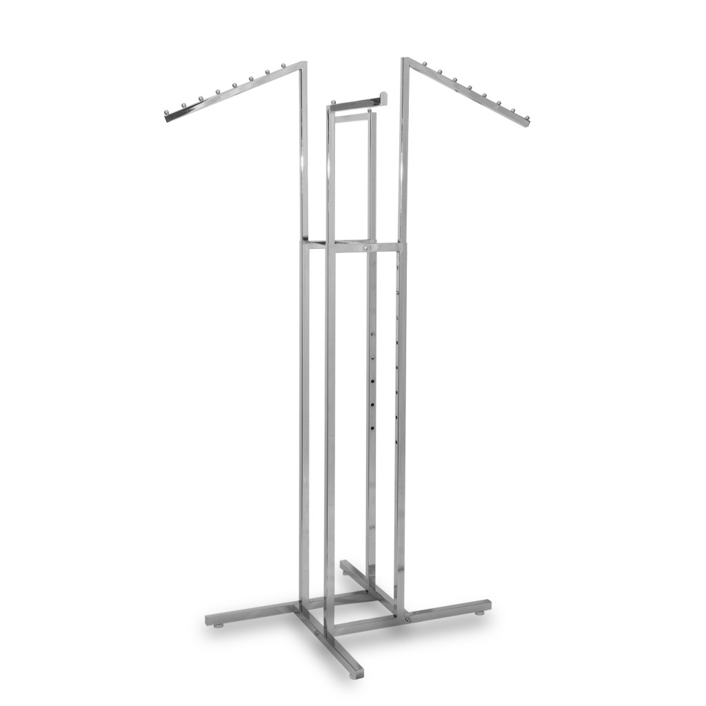 4 Arm Garment Rack