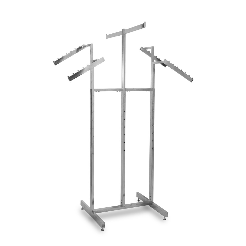 6 Arm Garment Rack