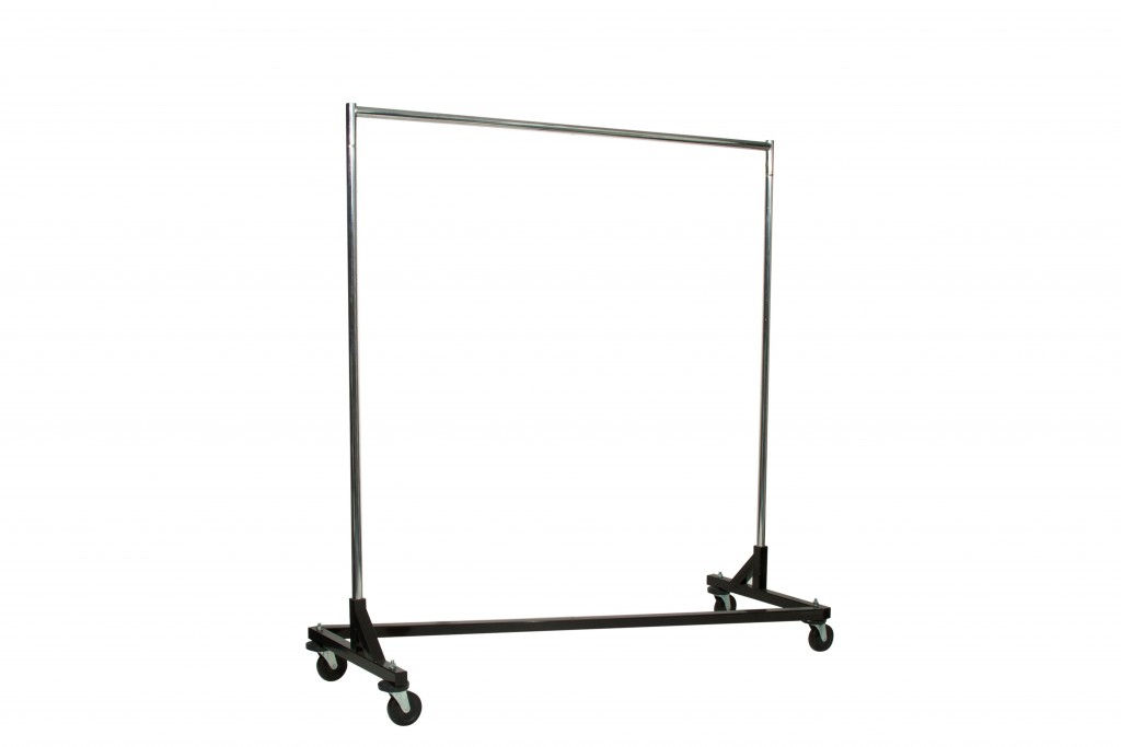 Heavy Duty Garment Z Rack