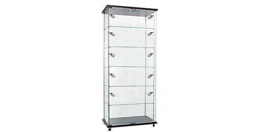 Ultra Semi Frameless Cabinet
